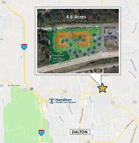 PRICE ADJUSTMENT   Senior Housing Opportunity   4.6 Acres - Dalton