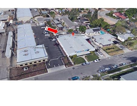 Freestanding ±6,680 SF Concrete Block Commercial Warehouse Building - Fresno