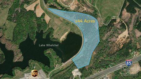 ±44-Acre Site Near UPS Freight/I-85 Corridor - Gaffney