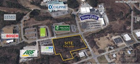 MHT Airport Area Site - Londonderry