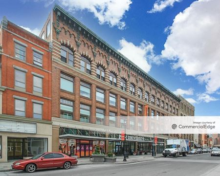 Howland-Hughes Building - Waterbury