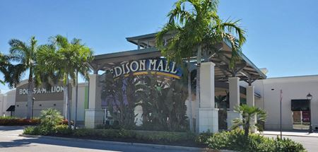 Edison Mall Retail Space - Fort Myers