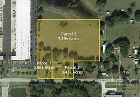8.52± Acres of Industrial Land for Development