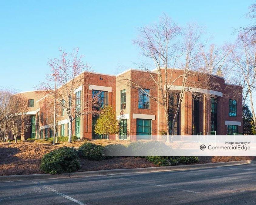 The Park Huntersville - Storrs Building