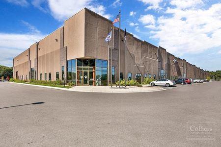 Brooklyn Boulevard Industrial Center - Brooklyn Park