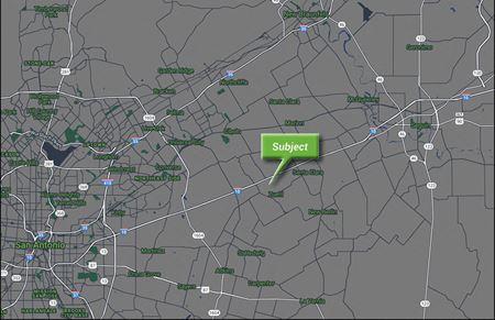 67.5 AC on IH-10 East - Marion