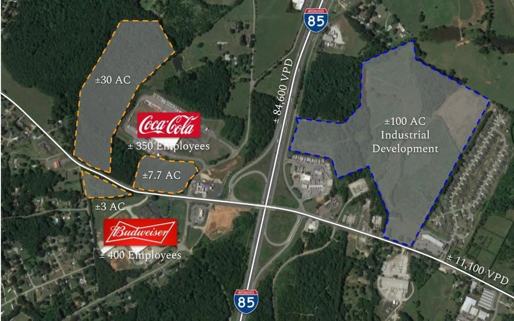 Piedmont Development Opportunity