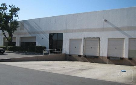 WAREHOUSE SPACE FOR LEASE - San Jose