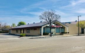 RETAIL BUILDING FOR LEASE AND SALE