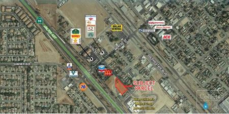 Adjacent Pad Available for Ground Lease or Purchase - Fowler