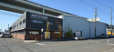 Arciform Building - Office - Portland