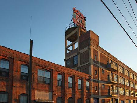 Creative Office/ Flex Space for Lease- Globe Dye Works Building - Philadelphia