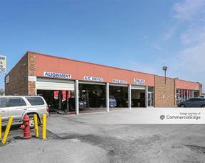 301-307 & 407 East Pioneer Pkwy & 1215 Arkansas Lane