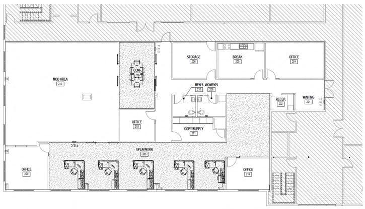 5211 Village Parkway, Suite 202, Rogers - Village on the Creeks