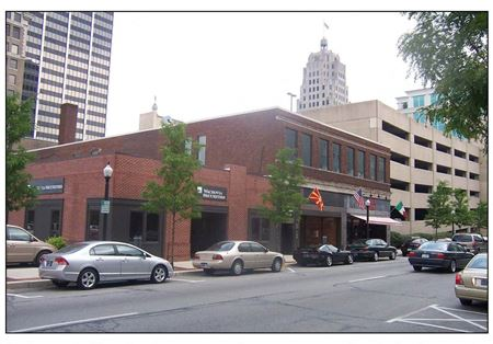 Downtown Office Space - Fort Wayne