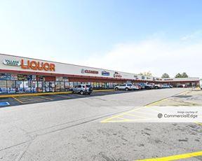 Village Green Plaza Shopping Center - 15250 East Mississippi Avenue