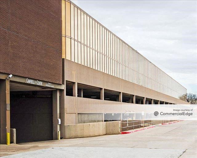 Campbell Centre III - North Mezzanine