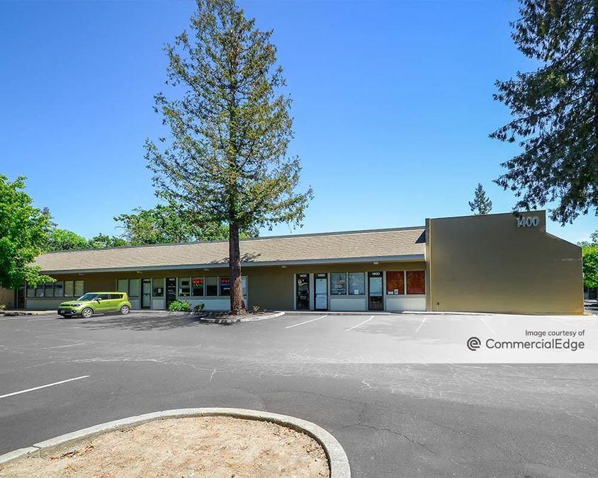 Coddingtown Plaza Business Park - 1400, 1410 & 1420 Guerneville Road