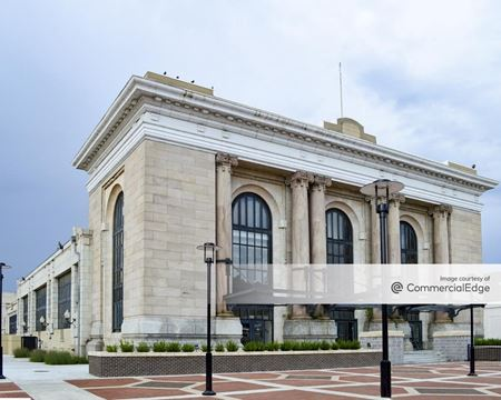 Historic Union Station Terminal Building - Wichita