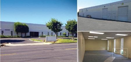 LIGHT INDUSTRIAL SPACE FOR LEASE - Fairfield