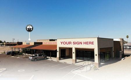 Marana Main Street - Retail Bays For Lease - Tucson