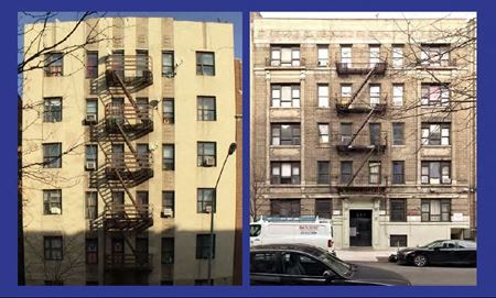 """BRONX """"DOUBLE BLESSING"""" INVESTMENT PROPERTIES with 46 APARTMENTS - Bronx"""