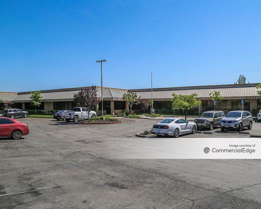 El Dorado Hills Business Park - 5200 Golden Foothill Pkwy
