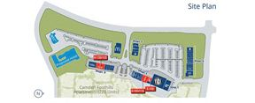 North Scottsdale Retail Center for Lease - Scottsdale
