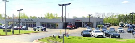 14,861 SF Full Service Auto Dealership/Showroom on 3+ Acres - West Chicago