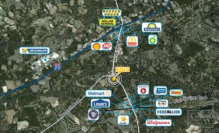 ±4.03 Acres for Sale at the Intersection of S Lake Drive & Nazareth Road - Lexington