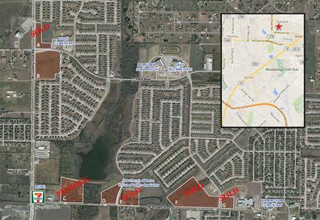 5.47 Acres of Land in Wylie, TX - Wylie