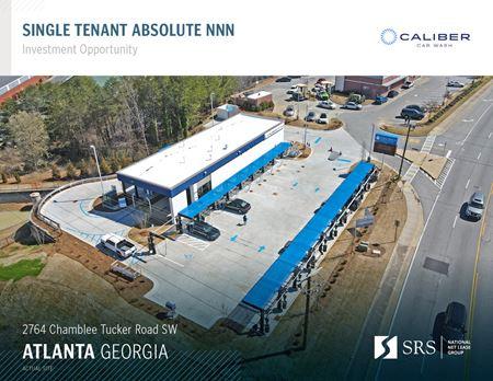 Atlanta GA - Caliber Car Wash - Chamblee