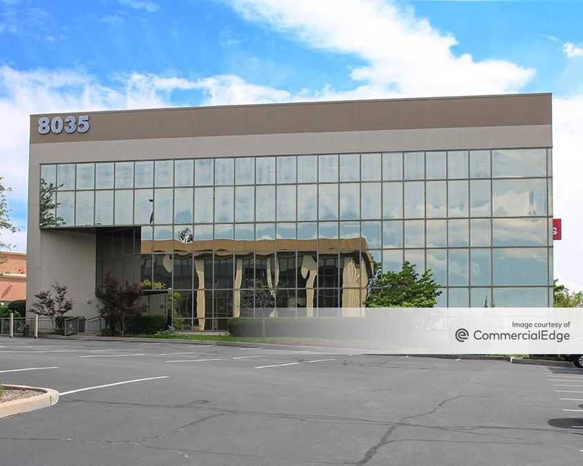 CBank Office Park - 8035 & 8041 Hosbrook Road
