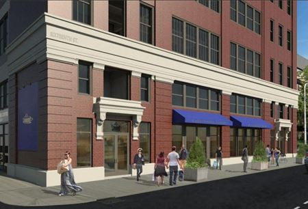 Premier Redevelopment Ground Floor Retail - Philadelphia