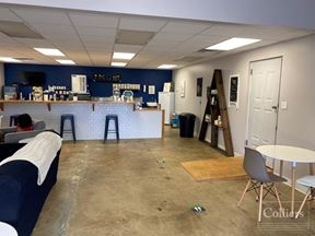 9015 Kanis Road: Warehouse/Office Space