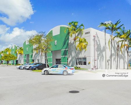 The Business Center At International Corporate Park - Doral