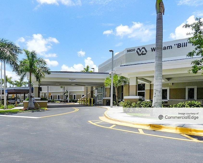 """William """"Bill"""" King VA Clinic"""