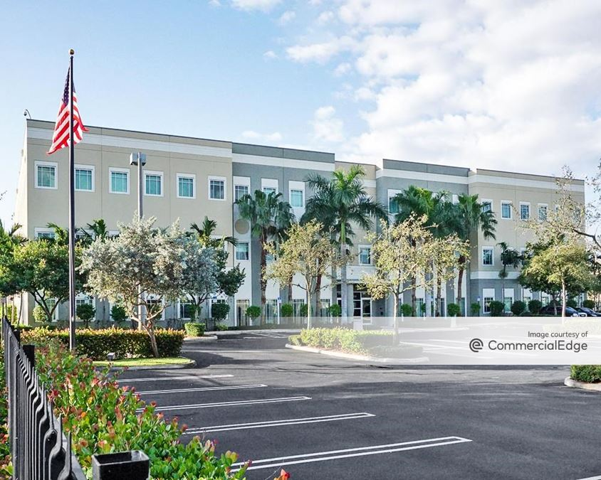 Crossroads at Dolphin Commerce Center - 11226 NW 20th Street