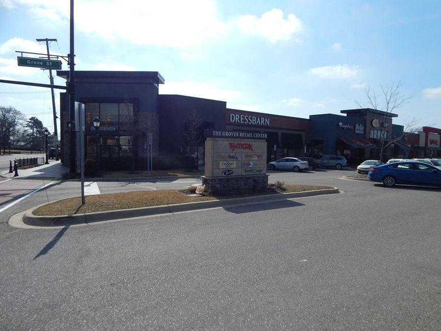 Groves Retail Center