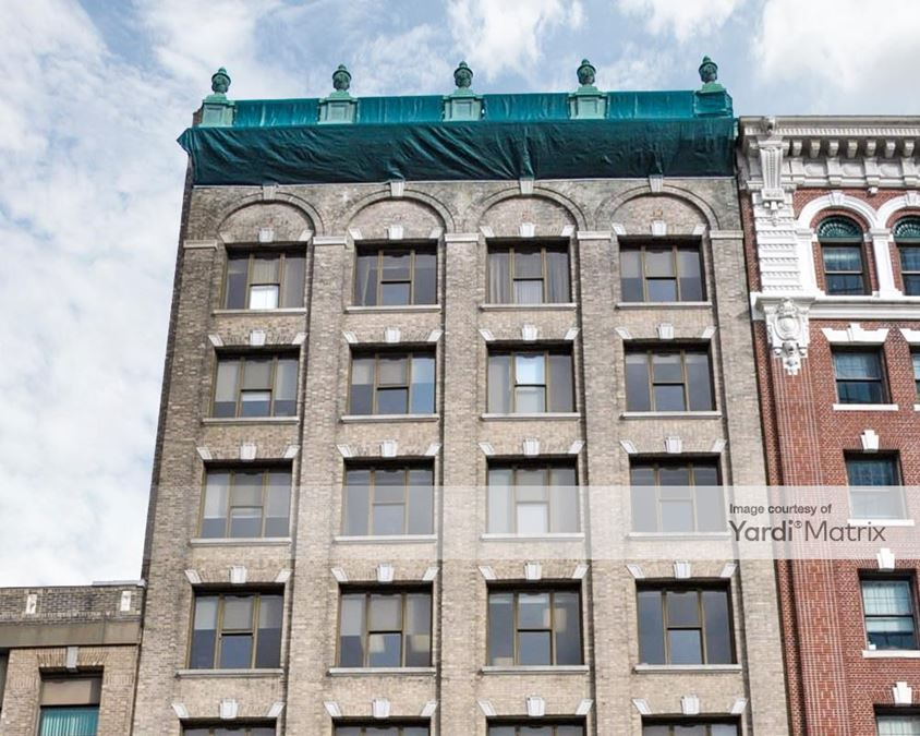 Wesleyan Building