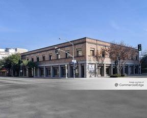 Civic Center Square - 2300 Tulare Street - Fresno