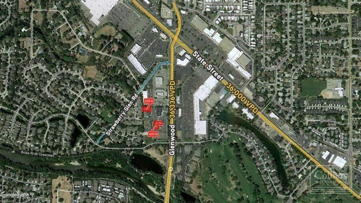 Water's Edge | Development Land For Sale | Boise, Idaho