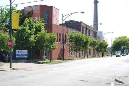 The Glass Factory, 900 W. Cermak, Chicago - Chicago