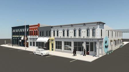 Cleveland Station Retail - Facade Improvements Underway! - Loveland