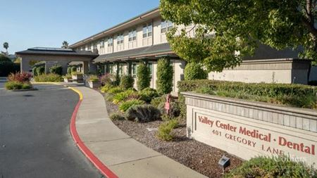 MEDICAL SPACE FOR LEASE - Pleasant Hill
