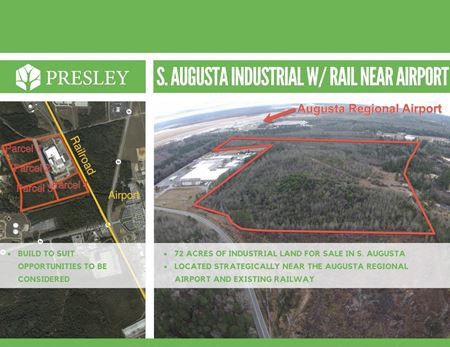 South Augusta Industrial Land/Build to Suit - Augusta