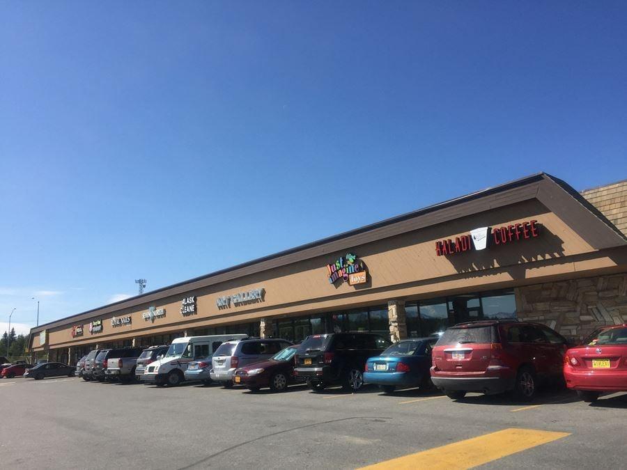 Wasilla Shopping Center