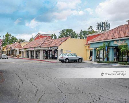 Quail Ridge Shopping Center - West Covina