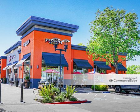 Pacific Commons Shopping Center - Fremont