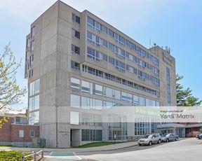 Emerson Hospital - John Cuming Building